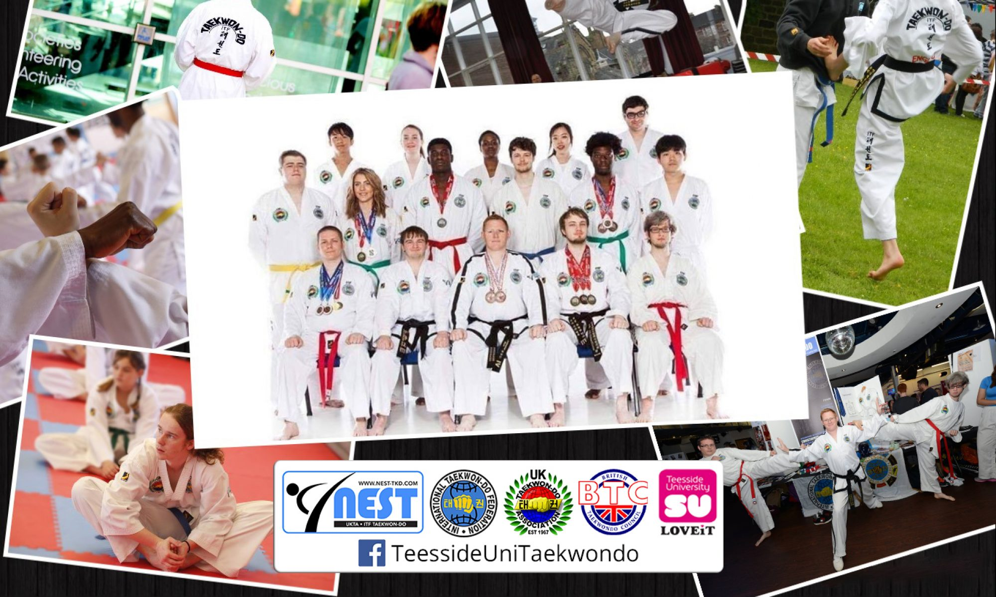 Teesside University Taekwon-do